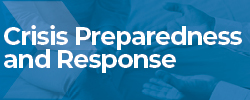 Crisis Preparedness and Response Tile