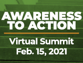Awareness to Action Trauma Summit Banner