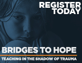 Register for Bridges to Hope - Trauma Summit