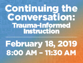Oklahoma State Department of Education Trauma-Informed Instruction Conference