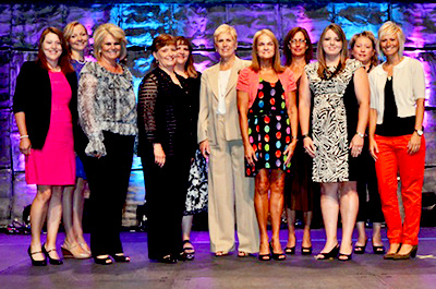 2013 Oklahoma Teacher of the Year Finalists at Vision 2020
