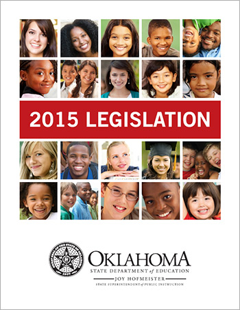 Red Banner: 2015 Legislation cover