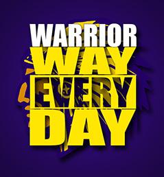Warrior Way Every Day (Anadarko Public Schools slogan)