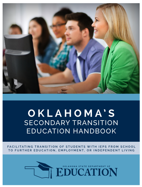 Oklahoma's Secondary Transition Education Handbook