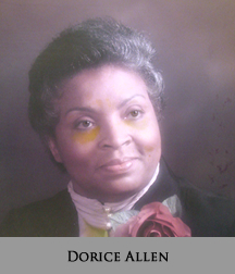 Picture of Dorice Allen