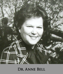Picture of Dr. Anne Bell