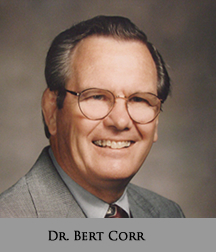 Picture of Dr. Bert Corr