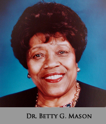 Picture of Dr. Betty G. Mason