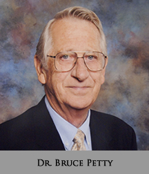 Picture of Dr. Bruce Petty
