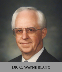 Picture of Dr. C. Wayne Bland