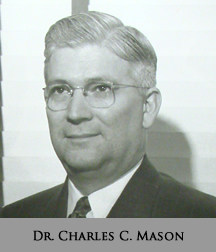 Picture of Dr. Charles C. Mason