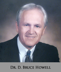 Picture of Dr. D. Bruce Howell