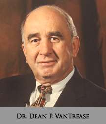 Picture of Dr. Dean P. VanTrease