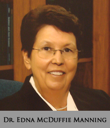 Picture of Dr. Edna McDuffie Manning
