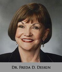 Picture of Dr. Freda D. Deskin