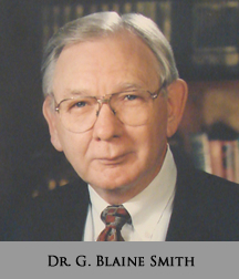 Picture of Dr. G. Blaine Smith