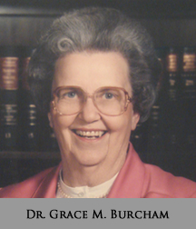 Picture of Dr. Grace M. Burcham
