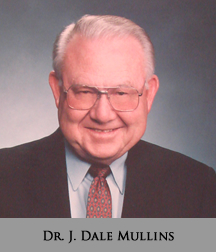 Picture of Dr. J. Dale Mullins
