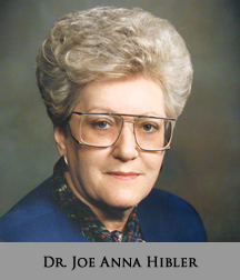 Picture of Dr. Joe Anna Hibler