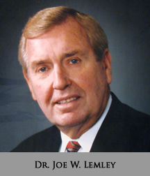 Picture of Dr. Joe W. Lemley