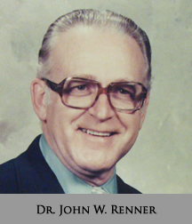 Picture of Dr. John W. Renner