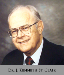 Picture of Dr. J. Kenneth St. Clair