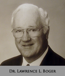 Picture of Dr. Lawrence L. Boger