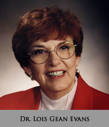Picture of Dr. Lois Gean Evans