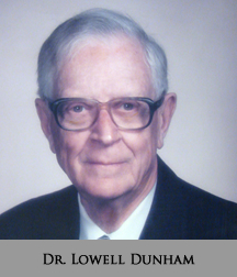 Picture of Dr. Lowell Dunham