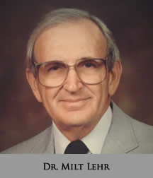 Picture of Dr. Milt Lehr
