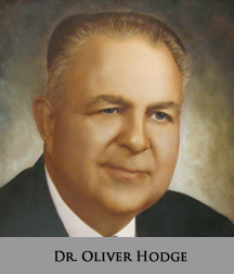 Picture of Dr. Oliver Hodge