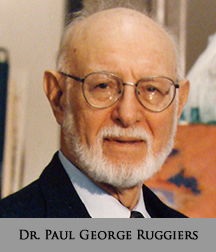 Picture of Dr. Paul George Ruggiers
