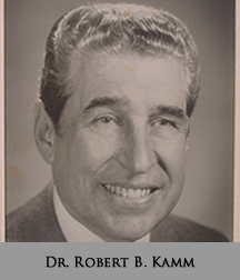 Picture of Dr. Robert B. Kamm