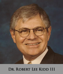 Picture of Dr. Robert Lee Kidd III
