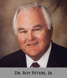 Picture of Dr. Roy Peters, Jr.