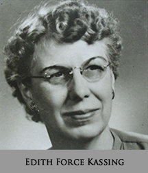 Picture of Edith Force Kassing