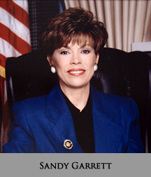 Picture of Sandy Garrett