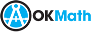 OKMATH logo