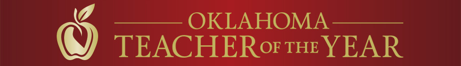 Oklahoma Teacher of the Year Program and logo