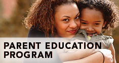 Parent Education Program Button