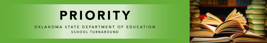 Priority Oklahoma State Department of Education School Turnaround