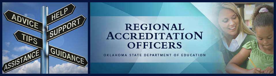 Regional Accreditation Officers