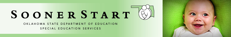 Sooner Start | Oklahoma State Department of Education Special Education Services