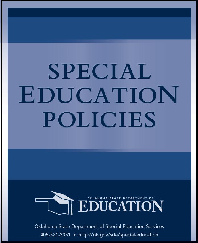 Special Education Policies thumbnail