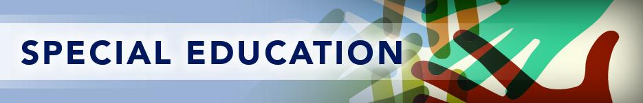 Special Educaiton Banner