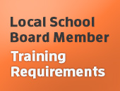 Local School Board Members Training Requirements