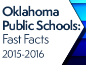 Oklahoma Public Schools Fast Facts 2015-2016