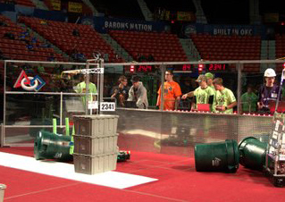 FIRST Competition