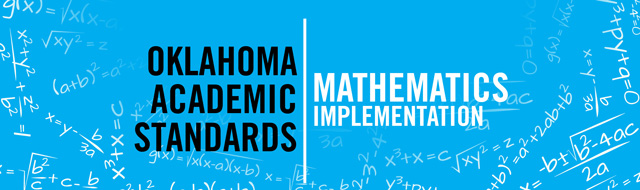 Mathematics | Oklahoma State Department of Education