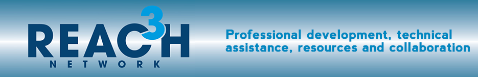 Reac3h Network | Professional development, technical assistance, resources and collaborationBlog banner